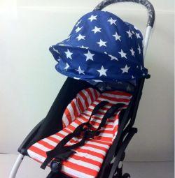 Stroller for travel rental