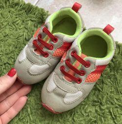Кеды и ботинки