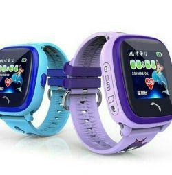 Smart Waterproof Kids Watch