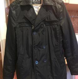 Класична куртка (плащ)