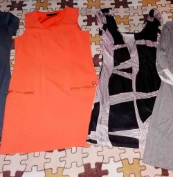 New dresses and boo Insiti, oggi r. 42