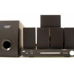Sistemul de home cinema Blaupunkt HCDVD5 5.1