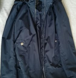 Windbreaker dark blue Finn Flare, r-46 (48) (M)