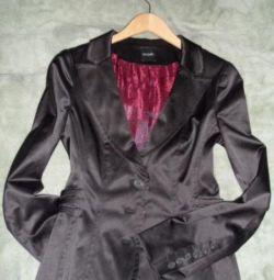 Silk Mosquito Tuxedo Jacket