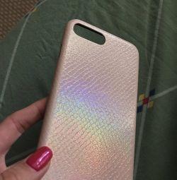 Чохол на iPhone 7,8 +