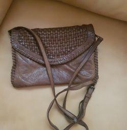 Luxury leather bag original