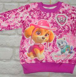 Pulover pentru fete
