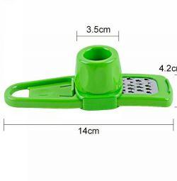 Терка для часнику (зелeного)
