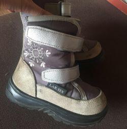 Μπότες Larsy παιδιά 23ρ.