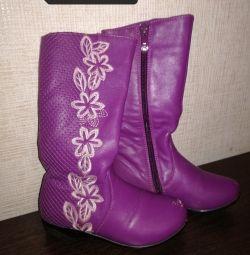 Μπότες του μωσαϊκού p 27