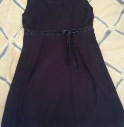 Çocuk elbise, yün, 140 cm