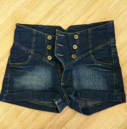 Шорти джинсові р. 42-44