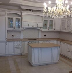 Artificial stone countertop