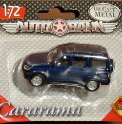 Коллекционная модель машины Cararama М 1:72