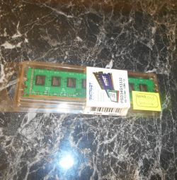RAM DDRIII 4GB (Warranty)