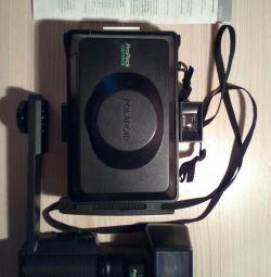 Pachet Polaroid Pro cu bliț extern