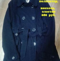 Farklı boyutlarda Coats