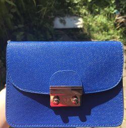 Bright handbag