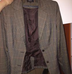 Austin's jacket