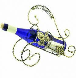 Новая подставка под вино