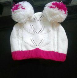 Hat 3-5 years warm