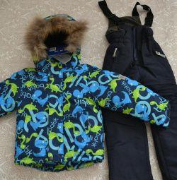 Kış kıyafeti