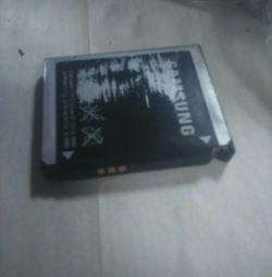 Батарейка Samsung