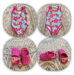 Swimsuit new mothercare