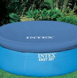 Awning for the inflatable pool of Easy Set of 244 cm 28020