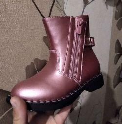 Νέες μπότες f Skazka 27 28 29 30