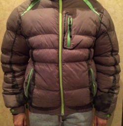 Зимняя тeплая куртка