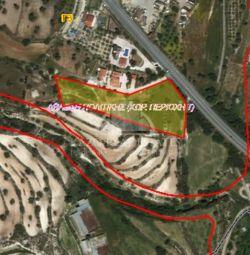 Teren agricol în Paramytha Limassol