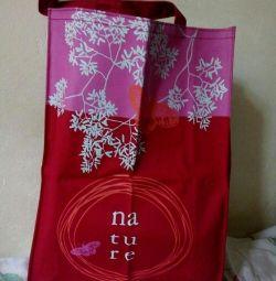 Yeni çanta!