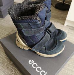 Winter boots ecco