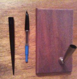 Пір'яна ручка