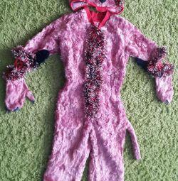 Costume de Crăciun leu și spiderman