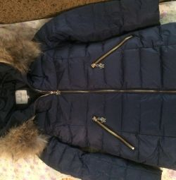 Winter down jacket Moncler