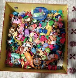 Jucării Kinder
