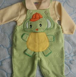 New baby suit