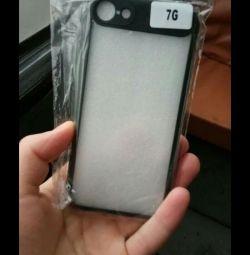 Cover - suprapunere pentru iPhone 7.