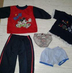 Lucruri pentru un băiat de 9-12 luni