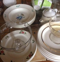 Dishes from the USSR