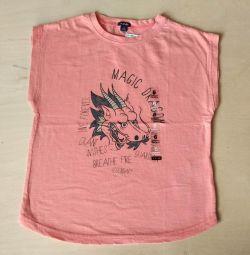 Новая футболка Kiabi 6 лет