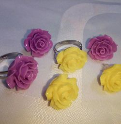 Seturi de inel și cui