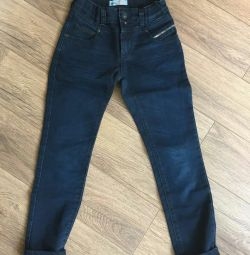 Jeans for a boy; rr 130 ITALY