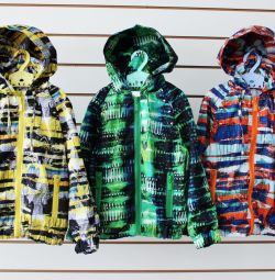 Windbreaker for boy, girl