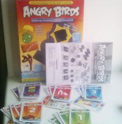 Игра Angry Birds (на тонком льду) торг