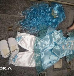 New Year's costume Malvina