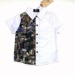 New shirt (100% cotton)