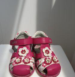 Sandalet 13,5-14cm iç taban